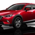 マツダ CX-3 ガソリン車 価格は210万円~!発売日は2017年7月。新色も追加。